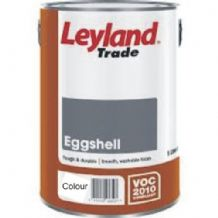 Leyland trade coloured eggshell from